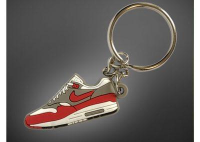 Porte-clés-PVC-3D-Nike-France