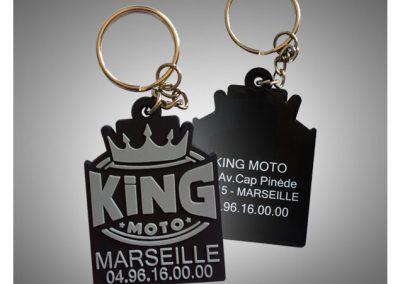 porte-cles-en-pvc-souple-relief-2d-king-moto