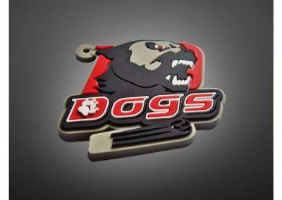 porte-cles-en-pvc-souple-relief-2d-les-dogs