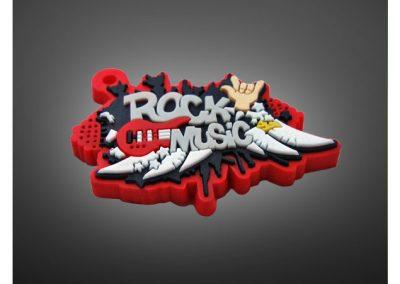 porte-cles-en-pvc-souple-relief-2d-rock