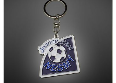 porte-cles-en-metal-emaille-fc-nesmy
