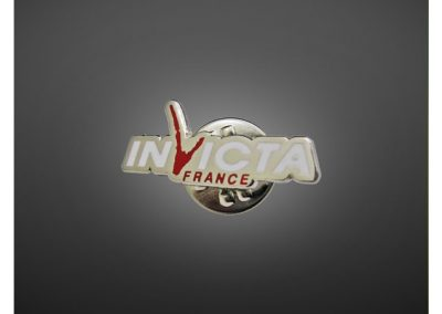 pins-emaille-invicta