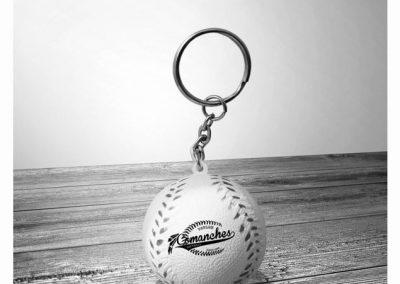 porte-cles-antistress-balle-de-baseball-comanches