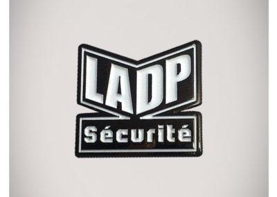 Pin's-2D-émaillé-LADP