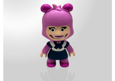 Figurine POP en PVC full 3D