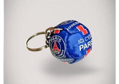 Porte-clés-ballon-de-handball