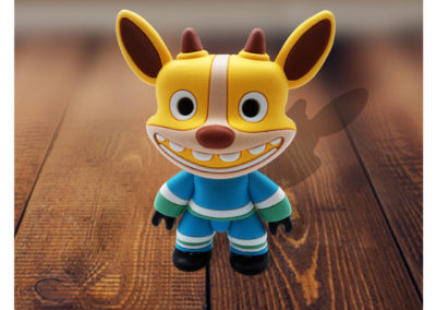 Figurine en PVC FULL 3D